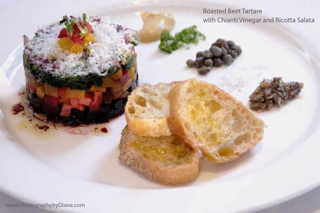 Roasted Beet Tartare Recipe — Dishmaps
