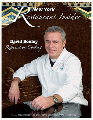David Bouley - Focused on Cooking