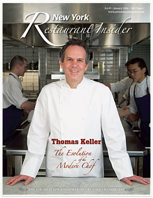 thomas keller the evolution of the modern chef by matt delucia