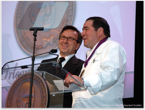 Emeril and Daniel