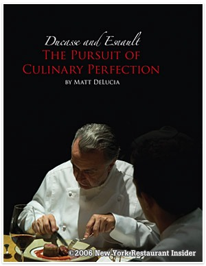 Alain Ducasse and Tony Esnault - The Pursuit of Culinary Perfection at ADNY